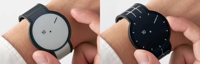気分に合わせて好きなデザインを!24通りに変化する腕時計