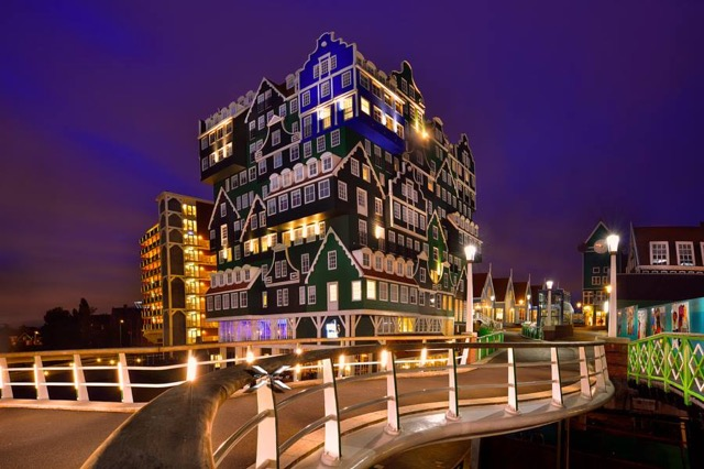 レゴや竜宮城のようなデザインまで!世界のユニークすぎるホテル
