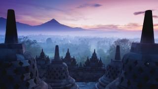 【インドネシア】謎に包まれた世界遺産。神秘なるボロブドゥール遺跡