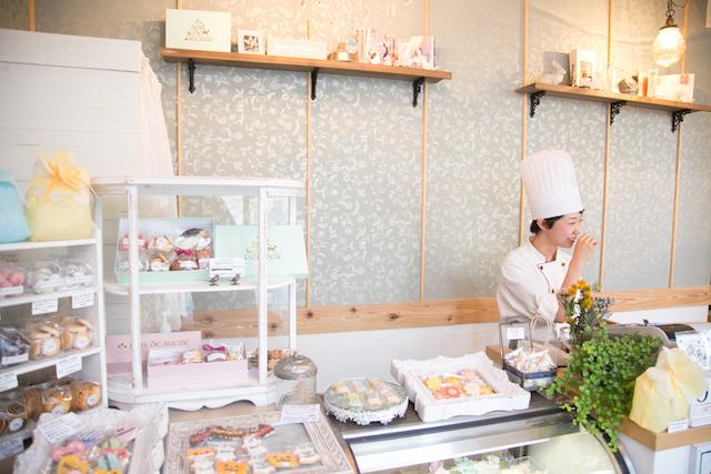 【吉祥寺】井の頭の森の先にたたずむ、隠れ家のような可愛いフランス菓子店