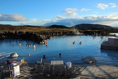 【アイスランド】解放的で気持ち良い!世界最北の露天風呂に行ってみた