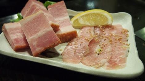【恵比寿】ふわふわ食感が絶妙!粉なし大和芋のお好み焼き「だるま一丁目」
