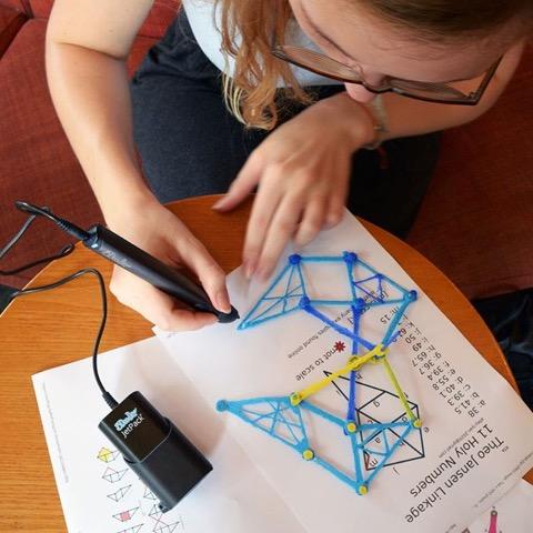 あなたは何を作りたい?どんな形でも作れる魔法の3Dペン