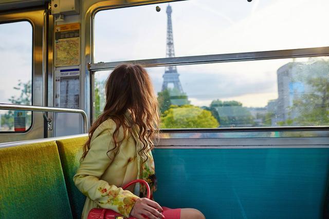 パリのメトロのトリビア
