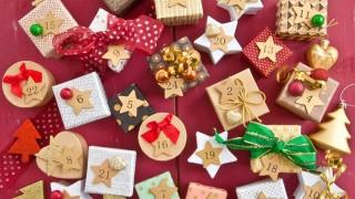 12月がますます楽しくなる!簡単にできる手作りアドベントカレンダー4選