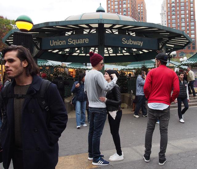 クリスマスシーズン限定!NYのホリデーマーケット