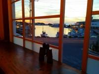 海を眺めながら美味しいシュークリームでまったり。カフェ「雀家」