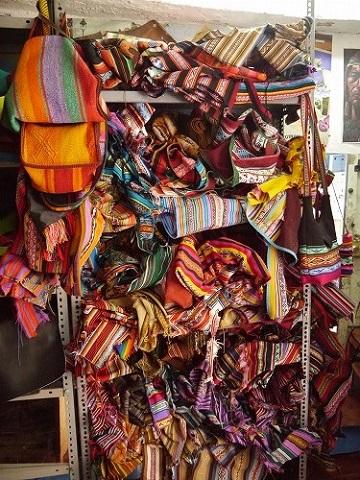 【ペルー】クスコ観光の定番!靴のオーダーメイドを体験をしてみた