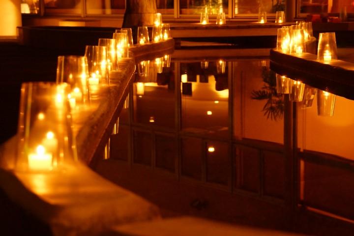 【11月26日はいい風呂の日】全国7つの温泉でキャンドル風呂ウィーク