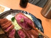 超レア肉が衝撃的においしすぎる!並んでも食べたい「牛かつ もと村」