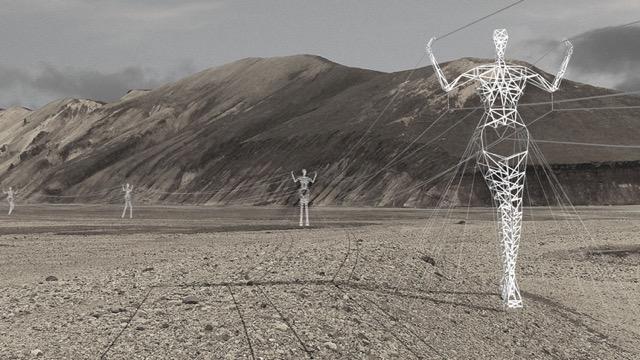 まるで巨人!?私たちの常識を打ち破るアイスランドの鉄塔