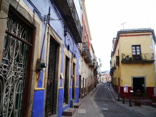 【メキシコ】ミラクルポップで可愛すぎる街並み「グアナファト」