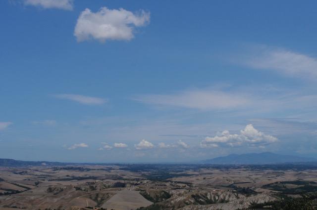 いつか行ってみたい、天空都市ヴォルテッラ