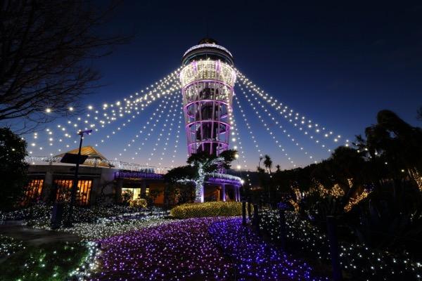 週末のデートに!関東周辺のおすすめイルミネーションスポット8選