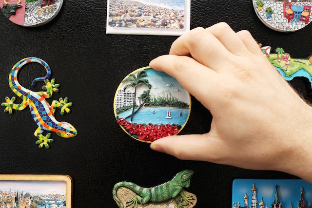 訪れた国の数だけ増える喜び、コレクションしたい世界のおみやげ5選