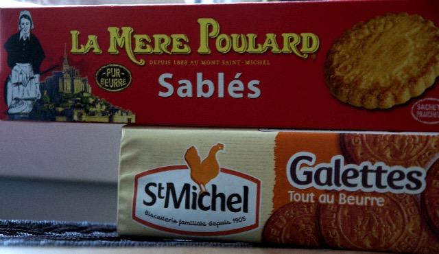 フランスの可愛いお土産 お菓子篇