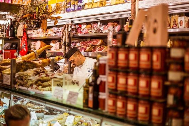ローマで一番おいしいカルボナーラに選ばれたレストラン「Roscioli」