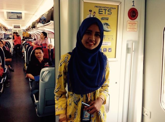 マレーシア鉄道だからこそ味わえる5つのこと
