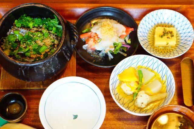 本格和食がいただける、鎌倉で人気の土鍋ごはんのお店「kaedena」