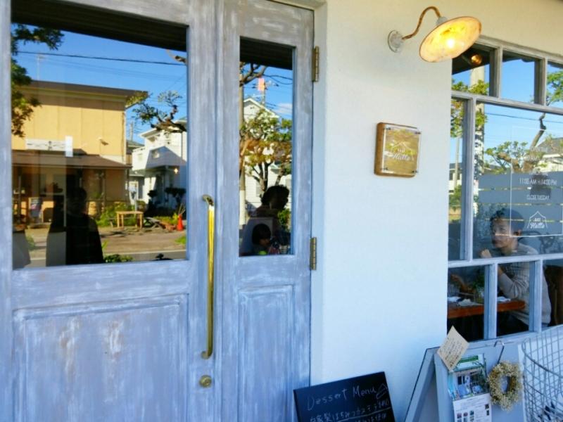 ナチュラルテイストが心地いい。辻堂に「Cafe Hutte」がオープン