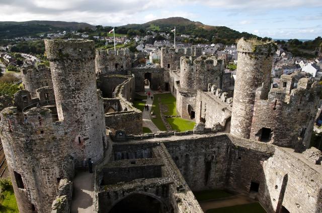 歴史の重みを感じるイングランド&スコットランドの城