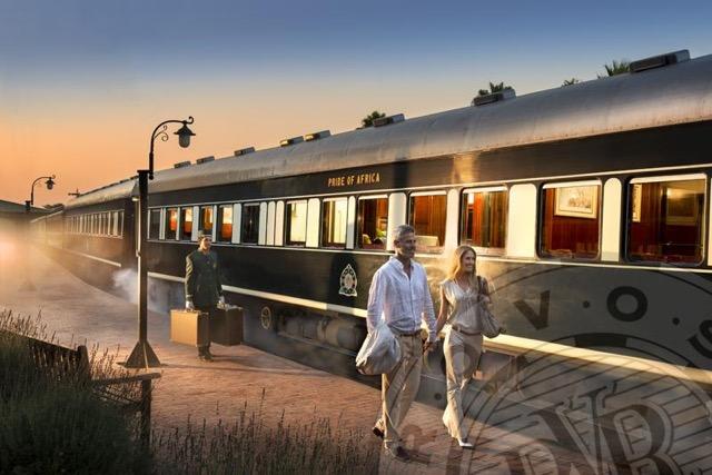 死ぬまでに一度は味わいたい!世界の超豪華寝台列車特集