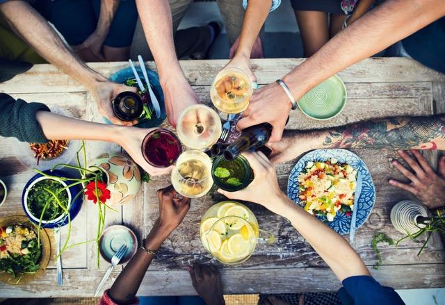 正月太りの解消に!低ストレスで効率的に痩せられる夜バナナダイエットって?
