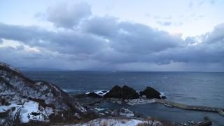 一人旅で訪れたい、美しすぎる津軽海峡の冬景色