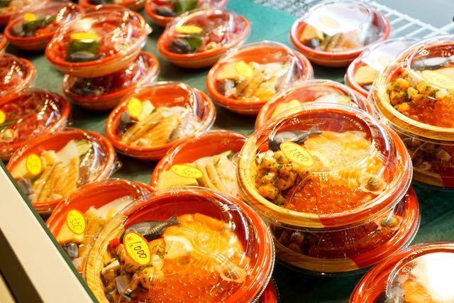 【下関】お鮨一貫からでもOK!買ったその場で食べられる「唐津市場」