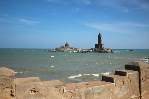 3つの海が出会う聖地。インド最南端の「コモリン岬」へ