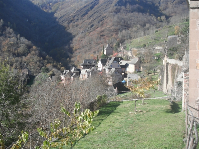 フランス・スペイン珠玉の田舎町~フランスで最も美しい村へ~