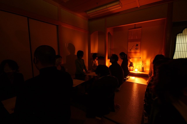 視覚を完全遮断!暗闇ごはんで、料理僧が現代人に伝えたいこと。