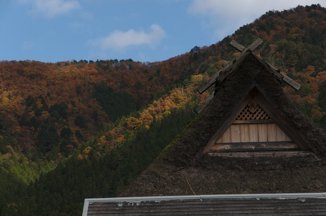 日本の懐かしい風景に出会う 京都美山のかやぶきの里