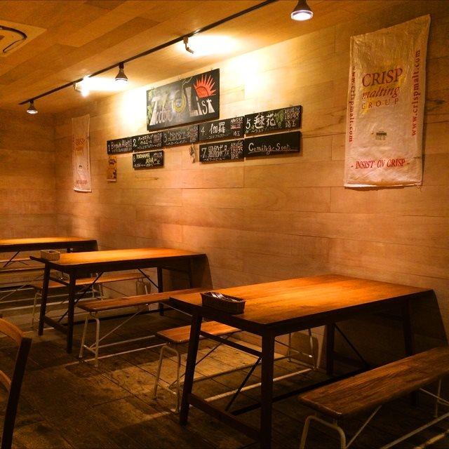 【札幌】自家製スモークウインナーの香りがたまらない!本格ビールのお店
