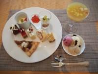 五感をくすぐる色鮮やかな料理。ANAクラウンプラザホテルのビュッフェ