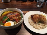【関東初出店】舌に辛さが降り積もる!10段階で辛さを選ぶスープカレー店