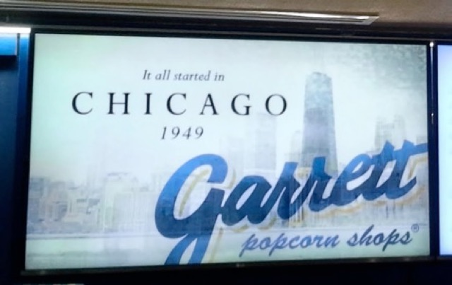 シカゴ発祥のポップコーン「ギャレット」が大型ショッピングモールに登場!