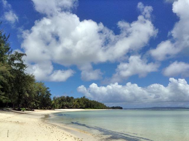 【サイパン】島の西海岸を散歩してみよう