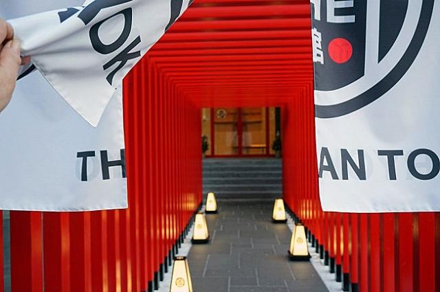 【湯河原】3/1オープン!「NIPPON」を体感できる外国人向け旅館