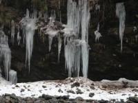 【秩父】冬の風物詩!天然物と人工物が楽しめる「三十槌の氷柱」