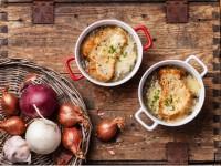フランス人直伝レシピ 寒い冬にぴったりオニオングラタンスープ
