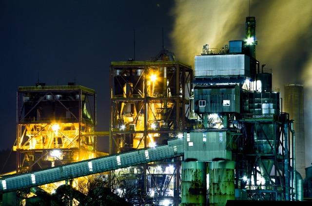 【新潟】祝・工場夜景の日!糸魚川の工場が美しすぎる