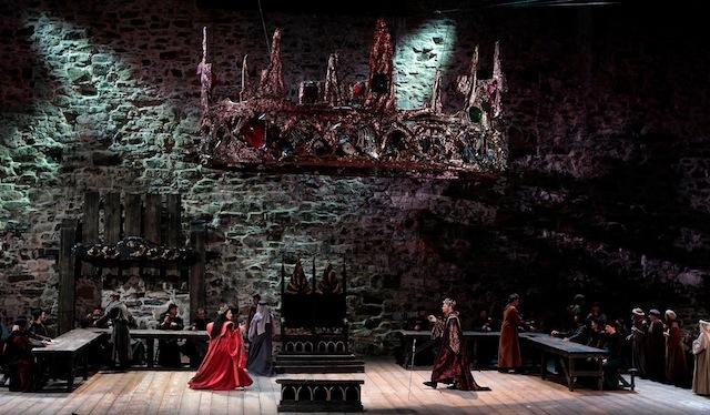 【フィンランド】ドラゴンクエスト「竜王の城」のモデルになったオラヴィ城