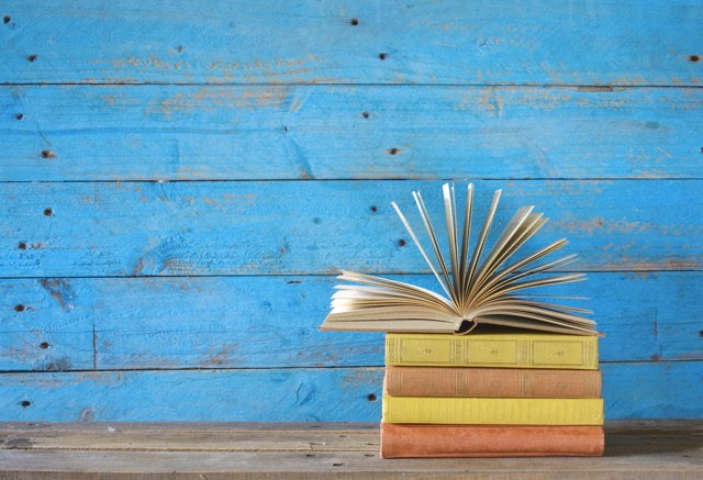 【春のインテリア】お気に入りの本の収納の仕方