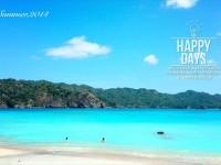 世界遺産の美しさ!日本のガラパゴス諸島「小笠原諸島」のボニンブルーとは?