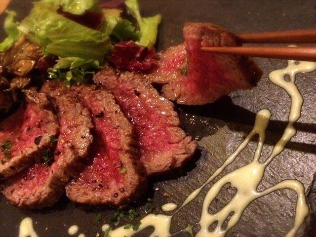【新宿御苑】山形牛ハンバーグから函館直送鮮魚まで一気に楽しめるビストロ