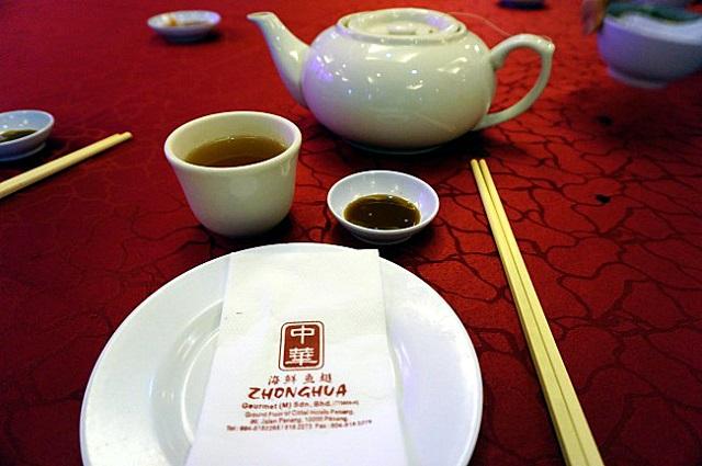 【ペナン島】飲茶に大満足。感動するほど美味しいホテルランチ