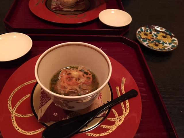 おこもり感が素敵!お忍びやお祝いにも使えるミシュラン2つ星の和食屋さん