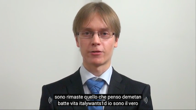北欧フィンランドからやってきたプロ棋士アンティ・トルマネンさん