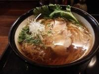 スープの中にサンマがゴロリ!大阪市「麺乃家」へ行ってきた